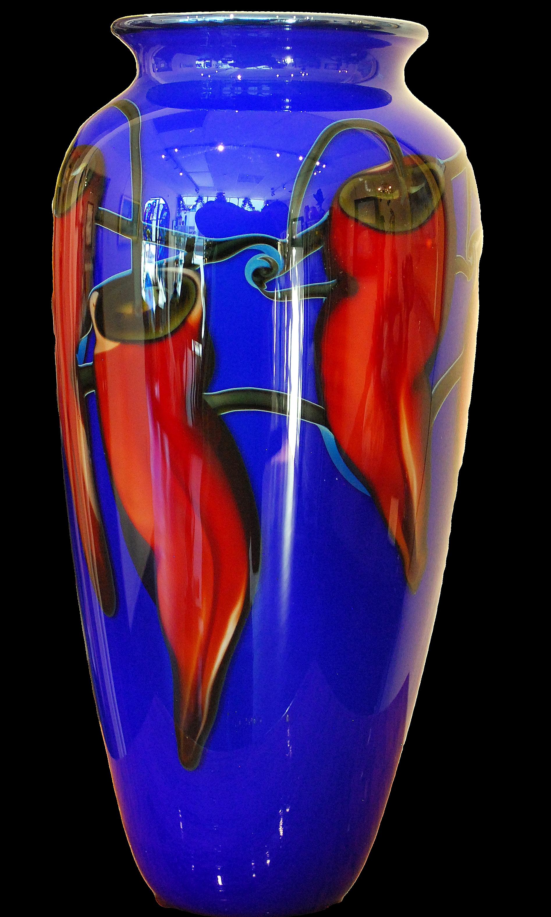 Satava Chilie vase