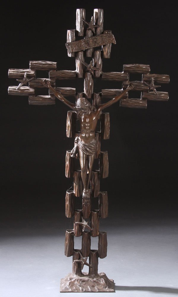 Our Lady of the Sea Bronze Cross