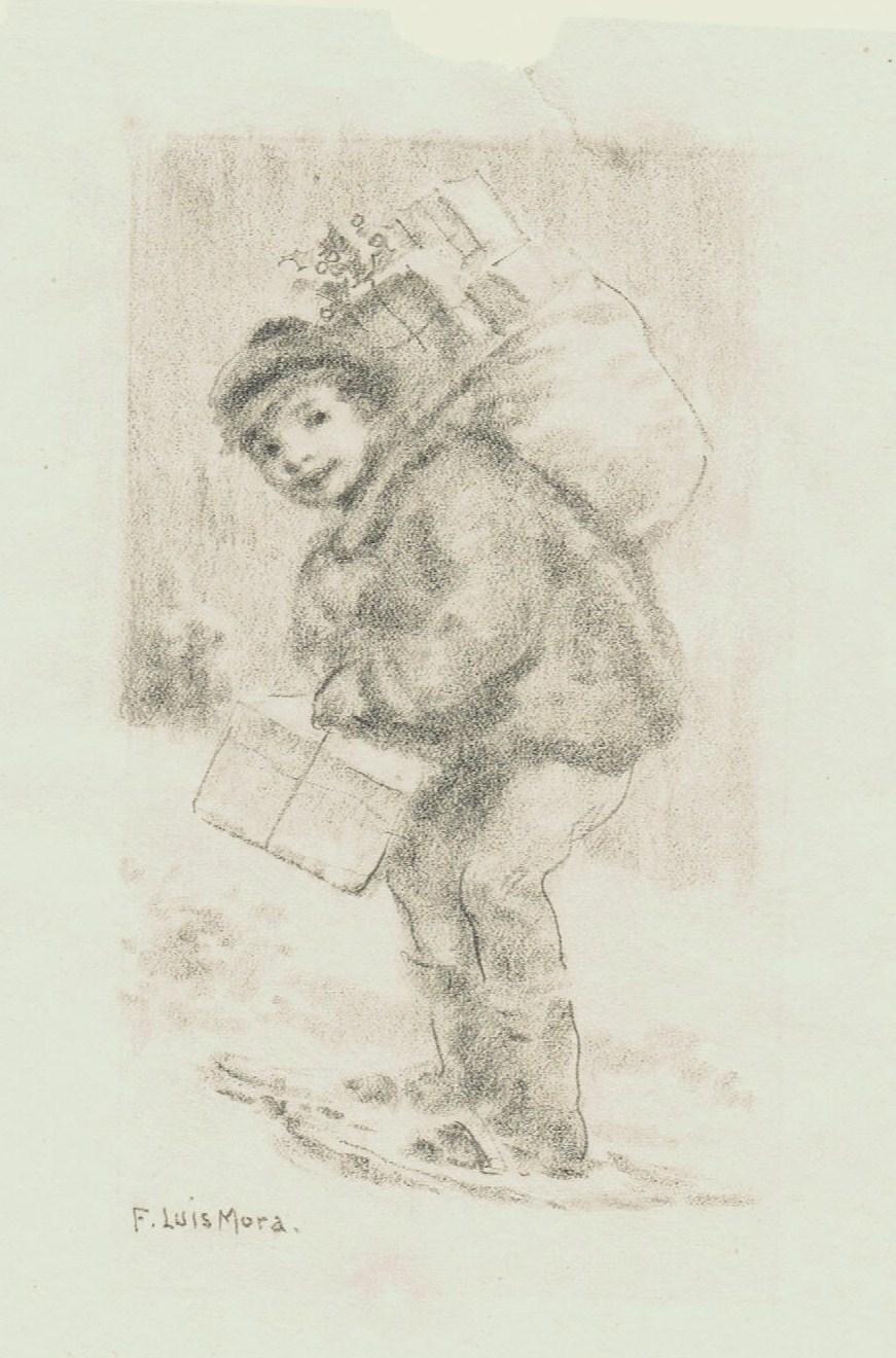 Mora Christmas Card