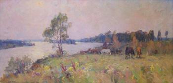 Horses-At-Pasture