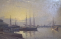Harbor-Evening